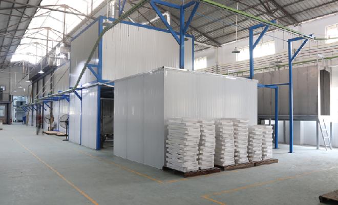 成立钢制家具事业部